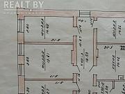 Продажа 1/4 доли в 4-комнатной квартире, г. Витебск, ул. Гагарина, дом 104 (р-н Ольгово). Цена 1528 Витебск