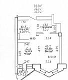 Купить 1-комнатную квартиру, Витебск, ул. Белобородова , д. 1Д Витебск