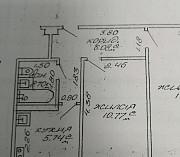 Продажа 1/2 доли в 2-комнатной квартире, г. Гомель, ул. Жукова, дом 8 (р-н Фестивальный). Цена 1709 Гомель