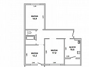 Купить 3-комнатную квартиру, Брест, Вулька, ул. Рябиновая Брест