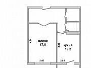Купить 1-комнатную квартиру, Брест, Ковалево, ул. Луцкая Брест