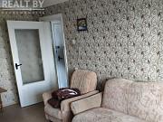 Сдам в аренду на длительный срок 1 комнатную квартиру, г. Минск, ул. Бачило, дом 34 (р-н Шабаны) Минск