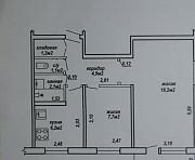 Купить 2-комнатную квартиру, Гомель, ул. 50 лет БССР, д. 33 Гомель