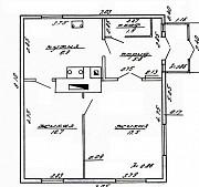 Купить дом, Лида, Царюка, 154/5, 6 соток, площадь 47.8 м2 Лида