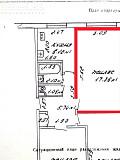 Продажа 1/25 доли в 3-комнатной квартире в г. Новополоцке, ул. Парковая, дом 8. Цена 15001руб Новополоцк