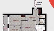 3-комн.квартира в кирпичном доме возле ст.метро Пушкинская, ул. Притыцкого, д.18 к.2 Минск