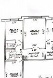 Продажа 3-х комнатной квартиры, г. Минск, ул. Корженевского, дом 8-3 (р-н Курасовщина). Цена 167616 Минск