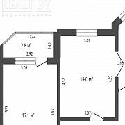 Продажа 2-х комнатной квартиры, г. Минск, ул. Люцинская, дом 15 (р-н Каменная горка). Цена 166326р Минск