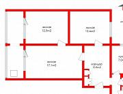 Купить 3-комнатную квартиру, Минск, ул. Лобанка, д. 97 (Фрунзенский район) Минск