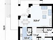 Продам коттедж, г. Слуцк, ул. Васильковая, дом 8. Цена 218629руб c торгом, площадь 240 м2 Слуцк