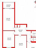 Купить 3-комнатную квартиру, Минск, ул. Рафиева, д. 29/2 (Московский район) Минск
